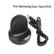 Wireless Charging Cradle Dock Charger + USB Cable For Samsung Gear Sport SM-R600