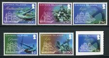 Kaiman-Inseln Cayman 2013 Schiffe Wracks Ships Wrecks Navi Bateaux MNH