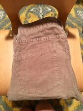 j crew woman's corduroy Pants