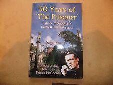 PATRICK McGOOHAN 50 YEARS OF THE PRISONER BOOK PORTMERION