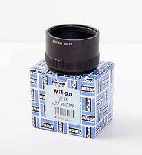 Convertitore Nikon URE8 Lente Adattatore per la macchina fotografica digitale Coolpix UR-E8 NUOVO IN SCATOLA