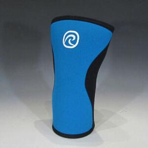 Rehband 7751 Rx Knee Support (Turquoise), 5mm Neoprene Sport Brace