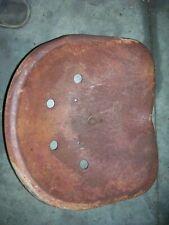Vintage Allis Chalmers B Amp C Tractors One Bolt Tin Pan Seat 4 Hole