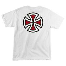 Independent Trucks WATCHER Skateboard Shirt WHITE XL