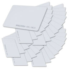 Generic Contactless 125kHz EM4100 RFID Proximity ID Credit card size - 10 Pack