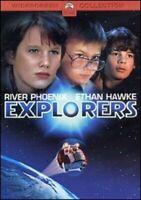 EXPLORERS  DVD FANTASCIENZA