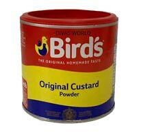 Birds Original Custard Powder Pack Of 3 X 300g Homemade Taste Brand New