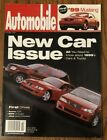 Vintage+October+1998+Automobile+New+Car+Issue+Magazine