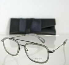 Brand New Authentic Yohji Yamamoto Eyeglasses YY 1026 950 50mm Grey Frame