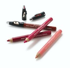 Stargazer Kiss Proof Matte Lipstick Pencil Lip Crayon Long Lasting Pink Red