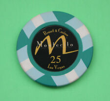 Las Vegas TV Show Prop ~ One Montecito $25 Casino Chip