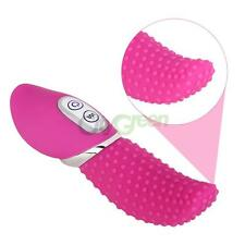Multispeed-Silicone-Tongue-Oral-Vibrator-G-Spot-Clit-Massager-Sex-Toy-Women