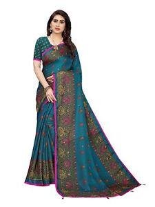 Bollywood Saree Party Wear Indian Pakistani Ethnic Wedding Designer Sari L824