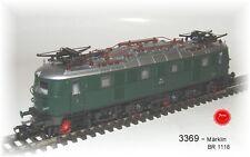 Märklin 3369  - H0.  E-Lok 1118 der ÖBB, analog. Neu in OVP