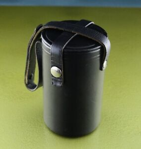 napless leather CASE quiver, SONNAR 3.5 / 135 MC ZEISS JENA etui bolsa borsa ☆☆☆