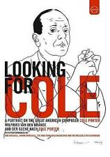 LOOKING FOR COLE: A PORTRAIT ON THE GREAT AMERICAN COMPOSER COLE PORTER NEW DVD