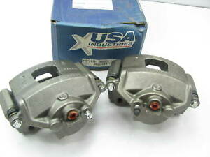 Usa Industries FRP4772 Remanufactured Disc Brake Caliper Set - Front