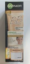 Garnier Skin Renew Miracle Skin Perfector BB Cream SPF 15 Medium/Deep 2.5 oz.