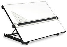 More details for a3 a2 drawing board with parallel motion & stand tilted architecture wooden!
