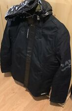 Men's G-Star Raw Rocket Quilted Hooded Overshirt Jacket