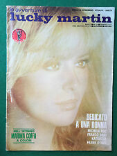 LUCKY MARTIN n.101/1977 (ITA) Fotoromanzo Lancio Magazine + Poster MARINA COFFA