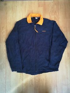 Vintage patagonia fleece jumper sweater pullover small made in usa zip outdoors