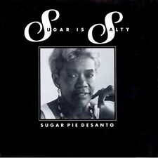 Sugar Pie DeSanto - Sugar Is Salty [New CD]