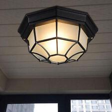 Industrial Retro Vintage Pendant Lamp Kitchen Glass Ceiling Light Lamp 3622HC