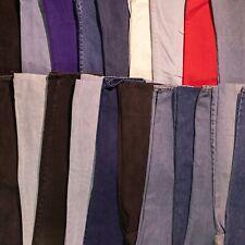 Denim Jean Pant Legs Scraps For Crafts