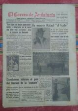 26 may 1960 the mail Andalucia Daily Catholic died rafael dory