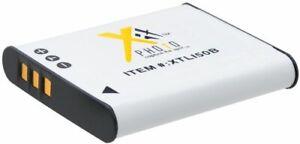 Xit XTLI50B 1450mAh Lithium Ion Replacement Battery for Olympus LI50B (White)