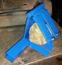 GEODE / THUNDEREGG Rock Clamp - for slab & rock saw's
