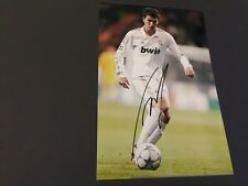 NURI SAHIN REAL MADRID Spanischer Meister: 2012 signed In-Person Photo 20x30