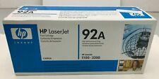 HP LaserJet 92A Print Cartridge C4092A 1100/3200 sealed box