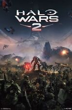 HALO WARS 2 - KEY ART POSTER - 22x34 - VIDEO GAME 14527
