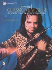 Beyond Classical Violin: An Introduction to the World of Improvisation