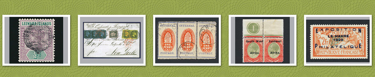 STAMPS AND POSTAL HISTORY