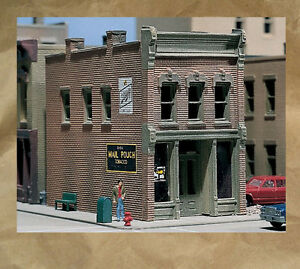 NEW ~ DOWNTOWN BAR Building Kit by DPM ~ Mayhayred Trains N Scale Lot