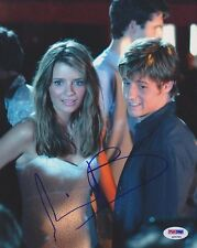 Mischa Barton SIGNED 8x10 Photo Beverly Hills 90210 PSA/DNA AUTOGRAPHED