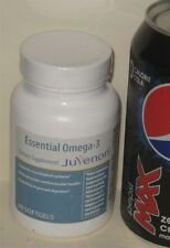 Pure, Toxin-Free, Pharmaceutical Grade Omega 3 Fish Oil, from Juvenon, 60 ct