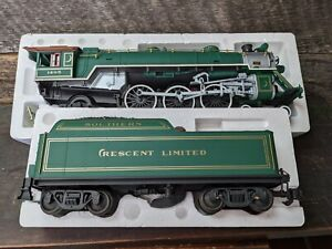 ART/ 21405 Aristo-Craft 4-6-2 Pacific Southern Crescent Steam Locomotive G Scale