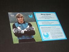 Werner Vollack: Bayer Uerdingen, Stuttgarter Kickers, Eintracht Trier, Duisburg