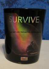 The Walking Dead Survive Oversized Shot Glass Barware Rick Andrew Just Funky AMC