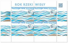 Polonia 2017 klb year of Vistula River (2017; NR cat.: 4744)