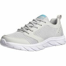 IQimon Mens Running Shoes Breathable Mesh Lightweight Walking Sneakers Comfort