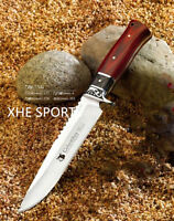 JL 041 Survival Military Bowie Hunting Tactical Pig Sticker knife Full Tang