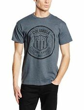 Bioshock Columbia Customs and Excise 1907 Mens T-shirt M Dark Grey GE1706M