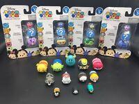 Jakks Pacific / Funko Disney Tsum Tsum lot of 12 mini figures Series 5 Sealed x4