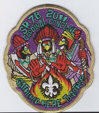 OA (BSA) 2011 SR 7B Cardinal Conclave (Pocket Patch)