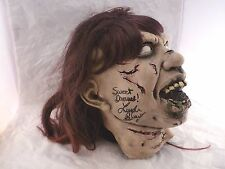 Linda Blair Signed Autograph The Exorcist PSA COA Authentic Regan Mask
